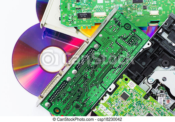 Old technology - csp18230042