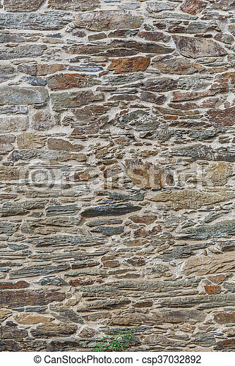 Old textured wall background - csp37032892