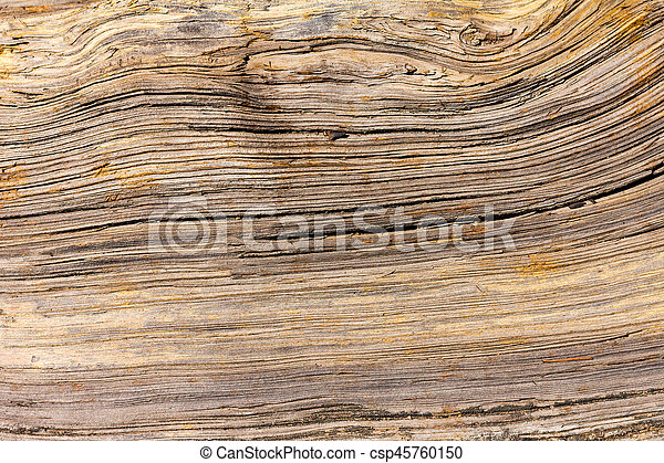 Old Textured Wood Grain Background