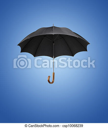 Old Umbrella - csp10068239