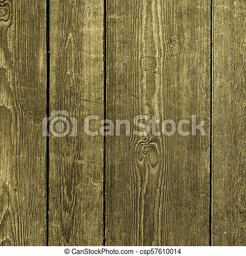 Old vintage wood wall background square - csp57610014