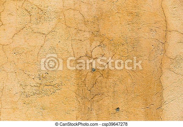 old wall as background - csp39647278