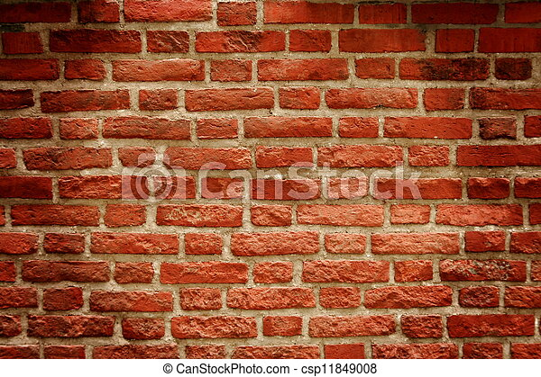 Old wall as background - csp11849008