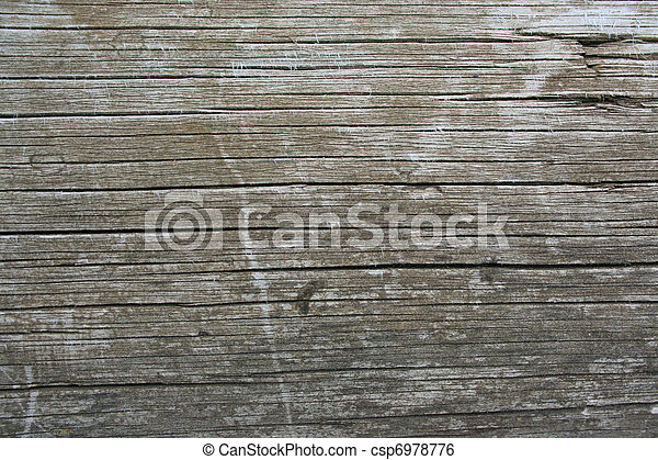 Old wall from wood - csp6978776