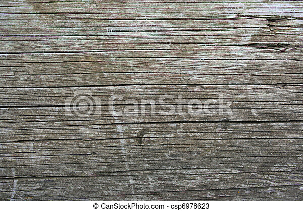 Old wall from wood - csp6978623