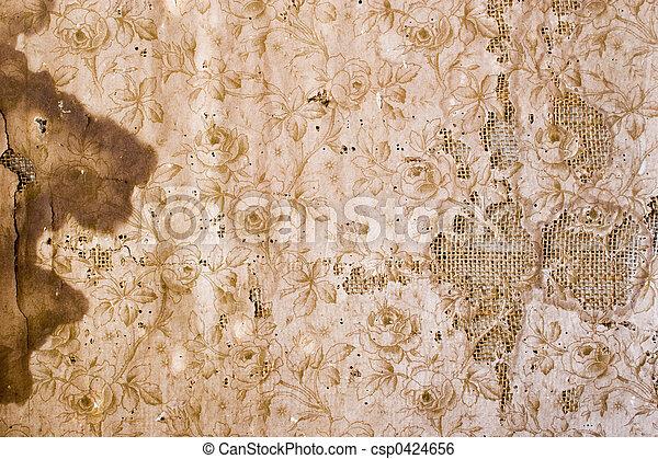Old Wallpaper 03 - csp0424656