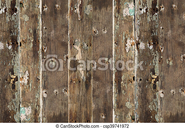 Old wood background - csp39741972