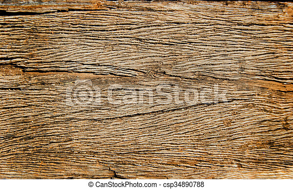 old wood background - csp34890788
