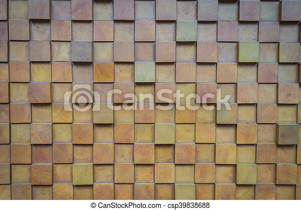 Old wood background . - csp39838688