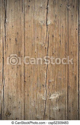 Old wood background - csp52309483