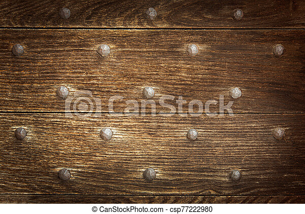 Old Wood background - csp77222980