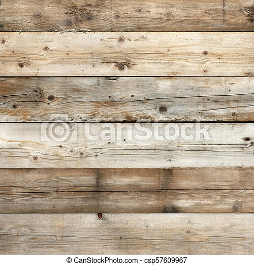 Old wood background square format - csp57609967