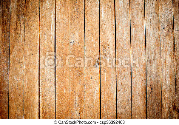 Old Wood Background - csp36392463
