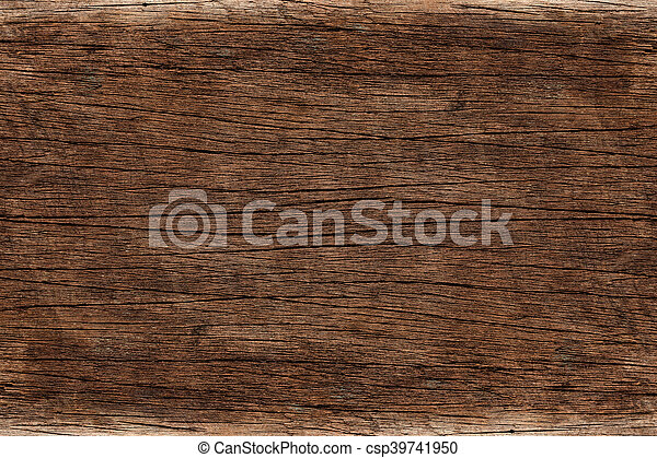Old wood background - csp39741950