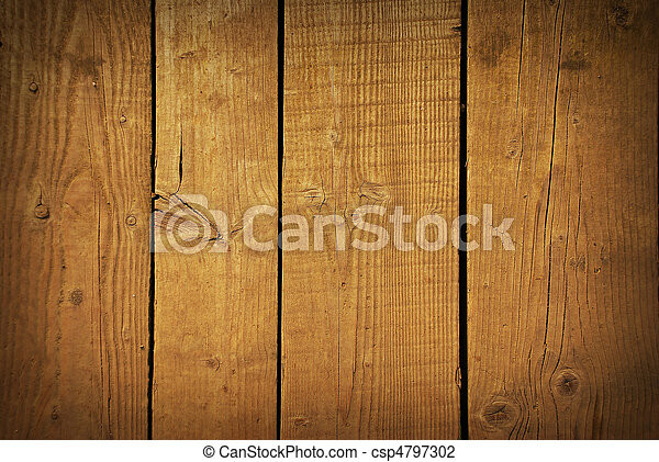 old wood background - csp4797302