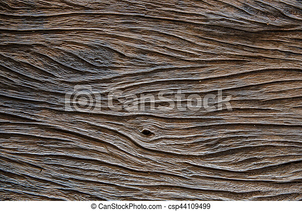 old wood background - csp44109499