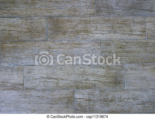 Old Wood Flooring Pattern #2 - csp11319674