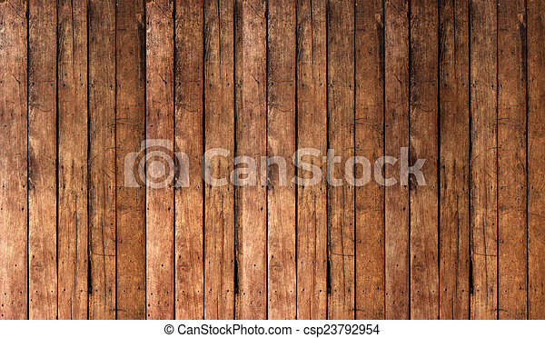 old wood planks background - csp23792954