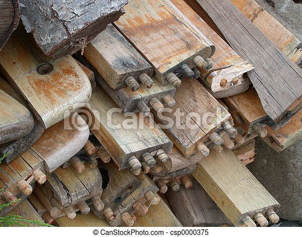 Old Wood - csp0000375