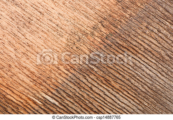 Old wood texture background - csp14887765