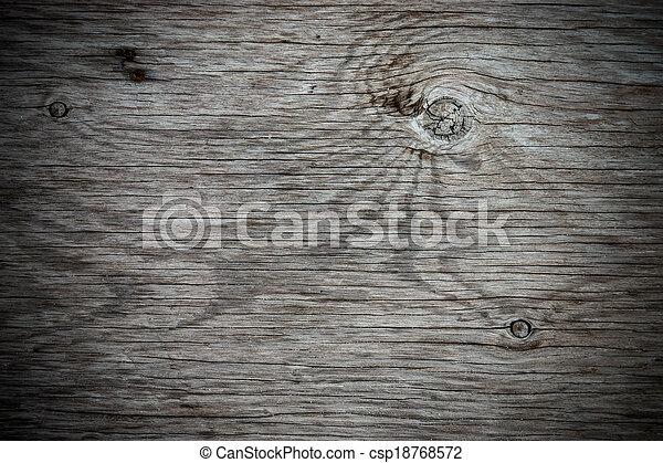 Old wood texture - csp18768572