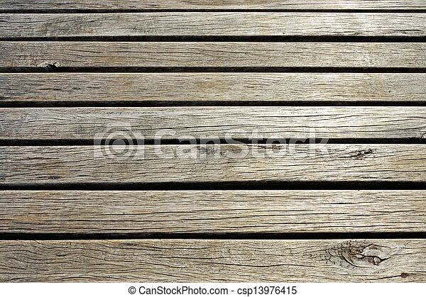 Old wood wall texture background - csp13976415