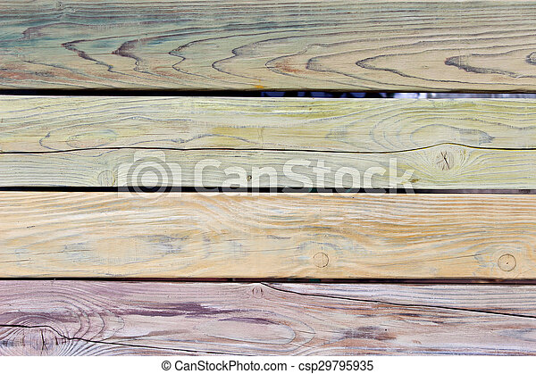 Old wooden background as texture - csp29795935
