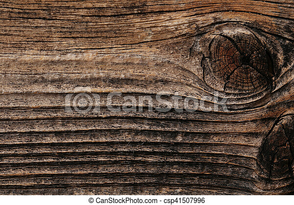 Old wooden background, close up - csp41507996