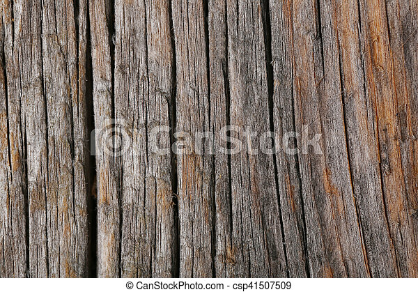 Old wooden background, close up - csp41507509