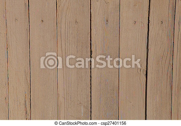 Old Wooden Background - csp27401156