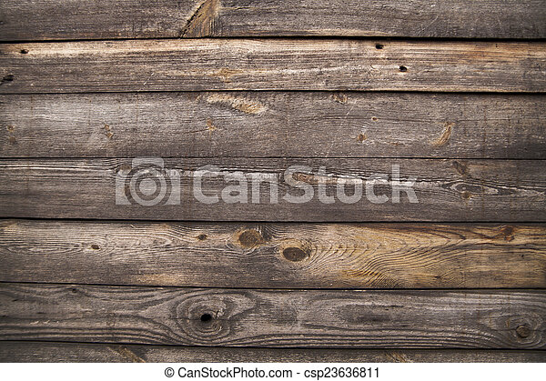 old wooden boards as background - csp23636811