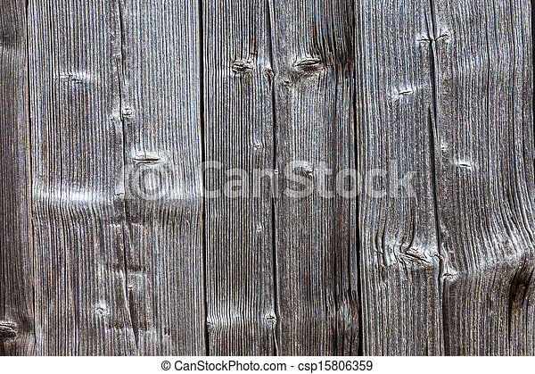 Old wooden boards as background - csp15806359