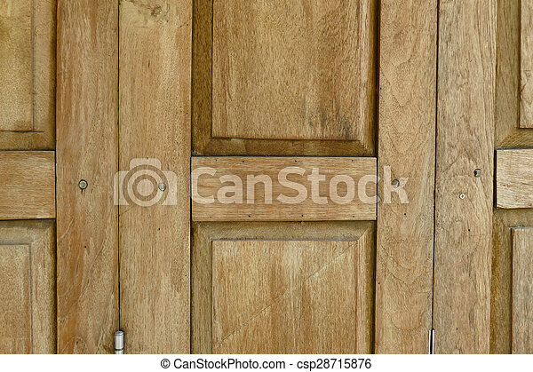wood door texture. Old Wooden Door Abstract Texture Background - Csp28715876 Wood