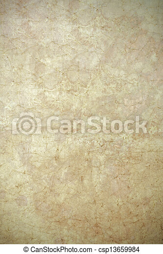 Old yellow paper background  - csp13659984
