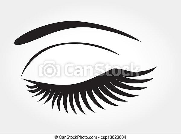 olho - csp13823804