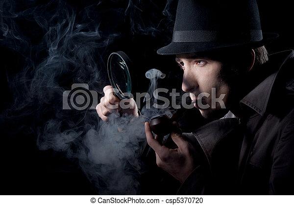 olho, privado - csp5370720