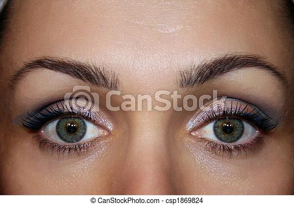 olhos - csp1869824