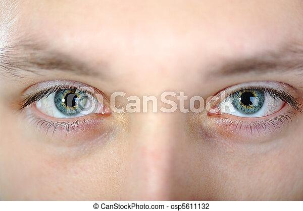 olhos - csp5611132