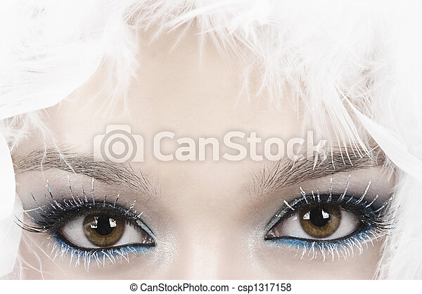 olhos - csp1317158