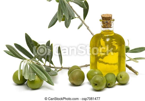 olijvenolie - csp7081477