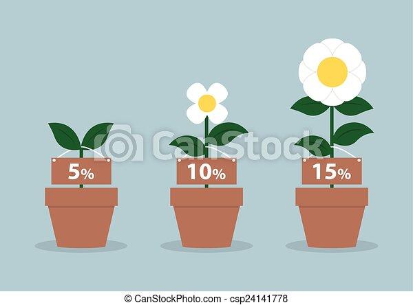 olik, begrepp, finansiell, blomningen, kommunalskatt, intressera, storlek - csp24141778