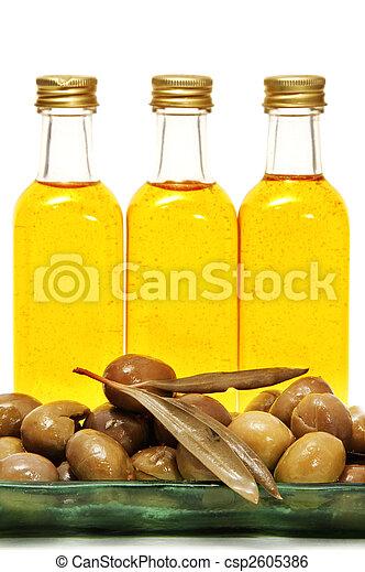 olive oil - csp2605386