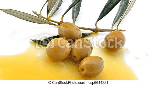olive - csp6644221