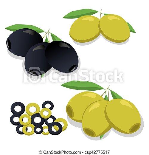 olive - csp42775517