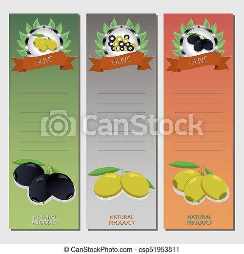 olive - csp51953811