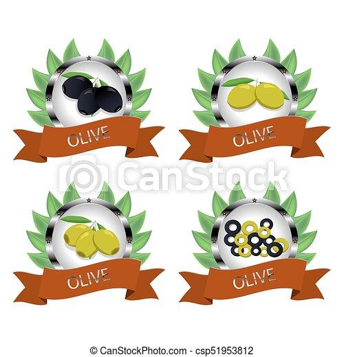 olive - csp51953812