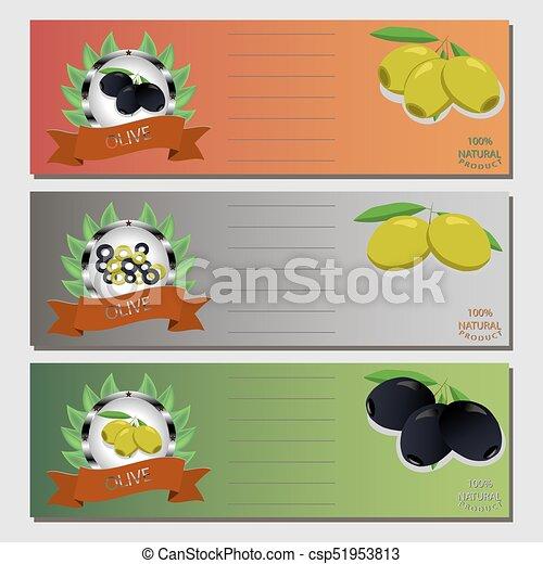 olive - csp51953813