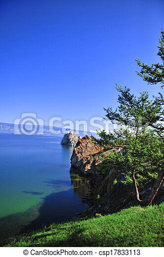 Olkhon island - csp17833113