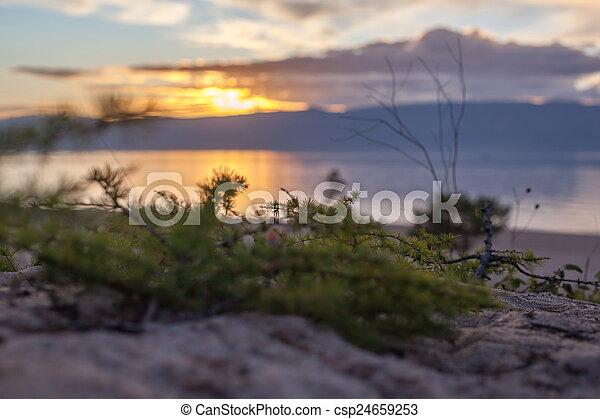 Olkhon Island - csp24659253