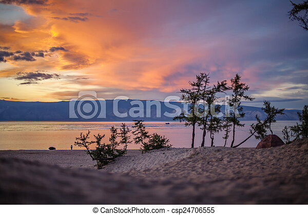 Olkhon Island - csp24706555